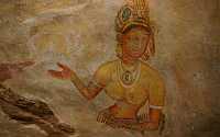 Sigiriya - Lví Skála